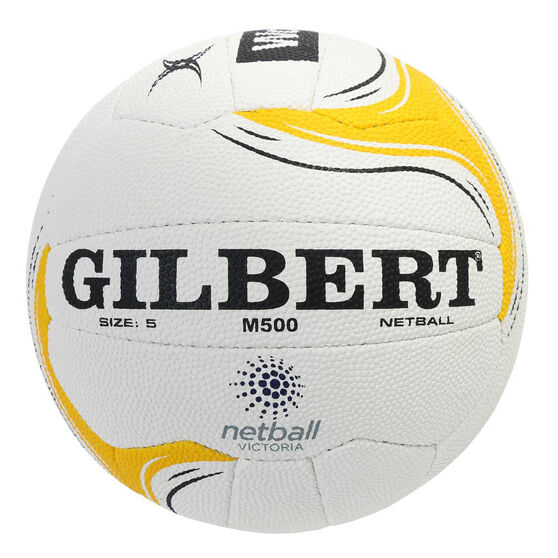 Gilbert VIC M500 Worksafe Netball, , rebel_hi-res
