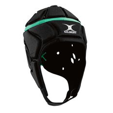 Gilbert Attack Headgear Black S, Black, rebel_hi-res