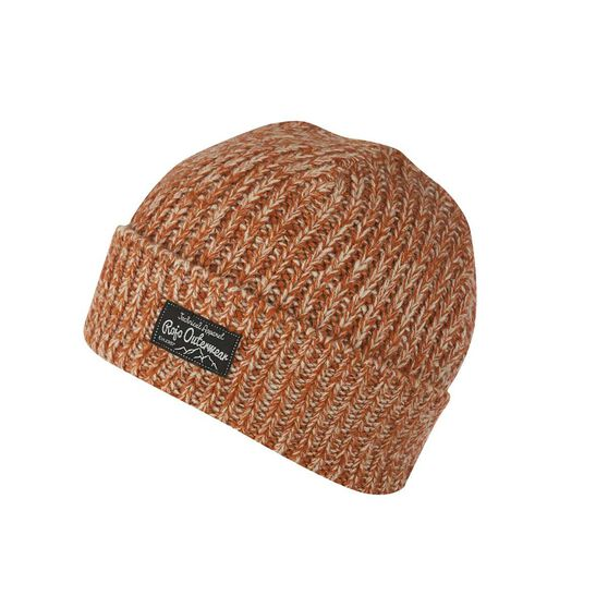 Rojo Womens Snow / Street Beanie Brown OSFA, , rebel_hi-res