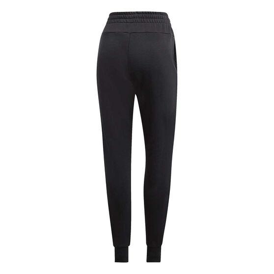 adidas Womens Essentials Plain Pants, Black, rebel_hi-res
