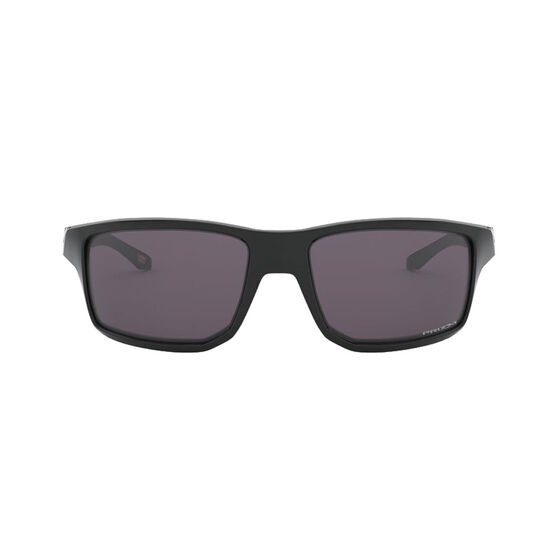 OAKLEY Gibston Sunglasses - Polished Black with PRIZM Grey, , rebel_hi-res