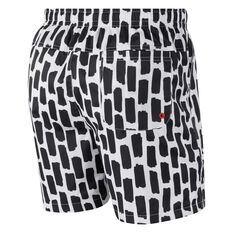 Nike Sportswear Mens Flow Woven Shorts White XS, White, rebel_hi-res