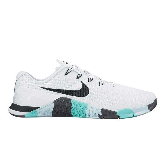 d40cb98033e Nike Metcon 3 Womens Training Shoes White   Black US 6