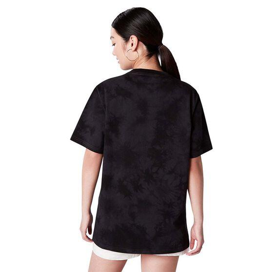 Converse Unisex Tie Dye Tee, Black, rebel_hi-res