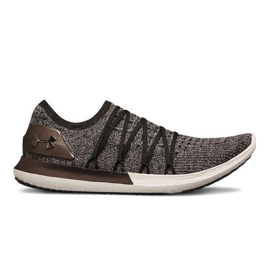 Under Armour SpeedForm Slingshot 2 Mens Running Shoes, Black / Grey, rebel_hi-res
