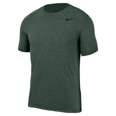 Nike Mens Dri-FIT Legend 2.0 Training Tee Green S, Green, rebel_hi-res