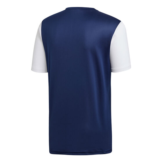 adidas Mens Estro 19 Football Jersey, Navy, rebel_hi-res