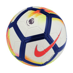 Nike Premier League Strike Soccer Ball White / Red 3, White / Red, rebel_hi-res