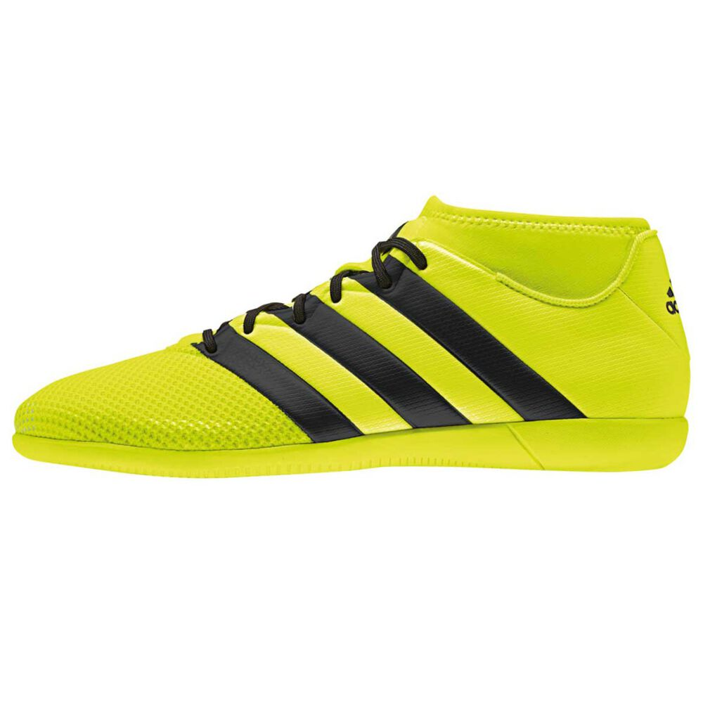 adidas ACE 16.3 Primemesh Mens Football Boots Yellow   Black US 10 Adult 1ceb1d386