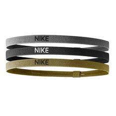 Nike Womens Elastic Hairbands 3 Pack, , rebel_hi-res