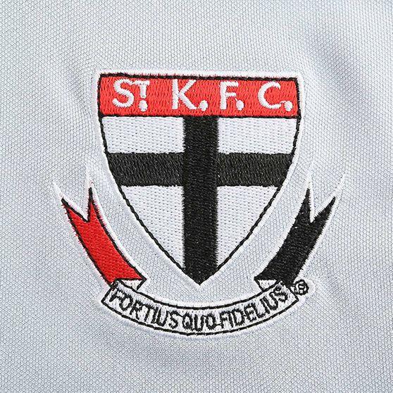 St Kilda Saints 2020 Mens Media Polo, , rebel_hi-res