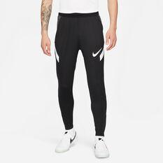 Nike Mens Dri-FIT Strike Woven Football Pants Black S, Black, rebel_hi-res
