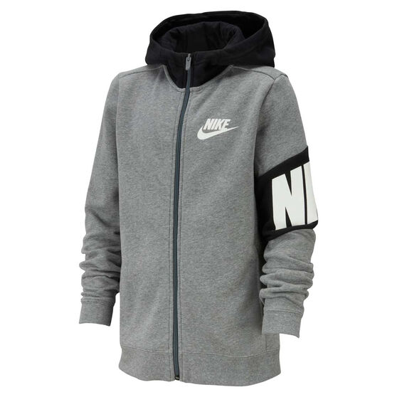 Nike Boys Sportswear Full Zip Hoodie, , rebel_hi-res