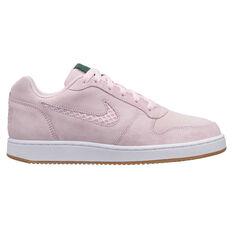 Nike Ebernon Low Womens Casual Shoes Pink US 6, Pink, rebel_hi-res