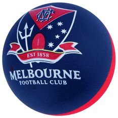 Melbourne Demons High Bounce Ball, , rebel_hi-res