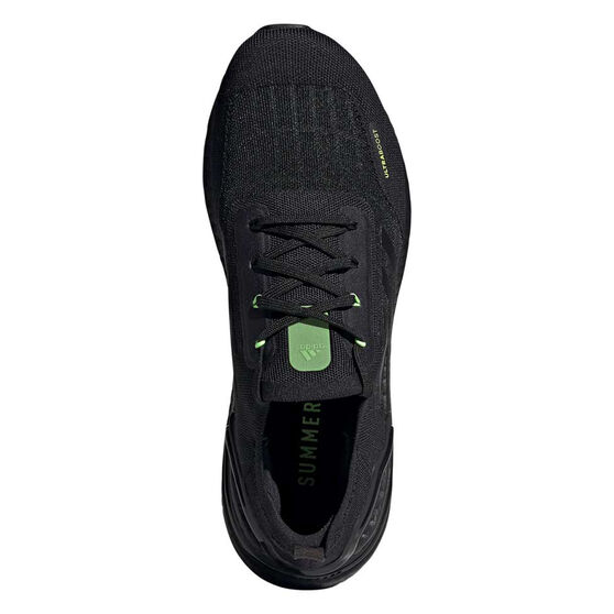 adidas Ultraboost S.RDY Mens Running Shoes, Black/Green, rebel_hi-res
