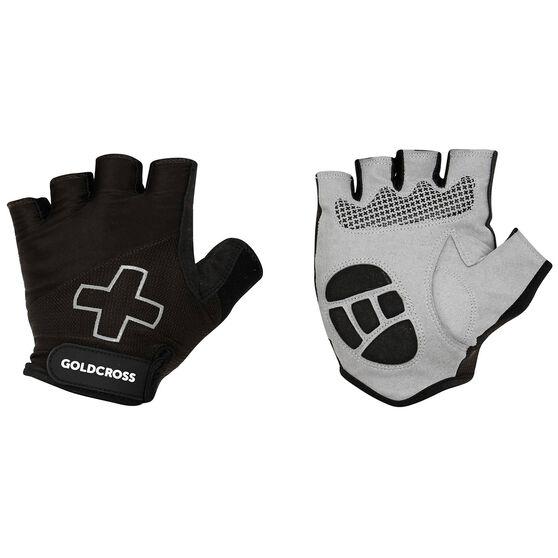 Goldcross Fingerless Gloves 2XL, , rebel_hi-res