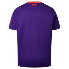 Liverpool FC 2018 / 19 Mens Away Jersey Purple S, Purple, rebel_hi-res