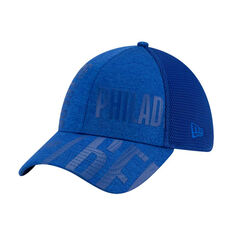 Philadelphia 76ers New Era Tip Off 39THIRTY Cap Blue S/M, Blue, rebel_hi-res