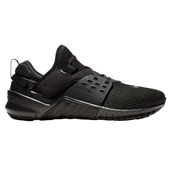 Nike Free Metcon 2 Mens Training Shoes, Black, rebel_hi-res