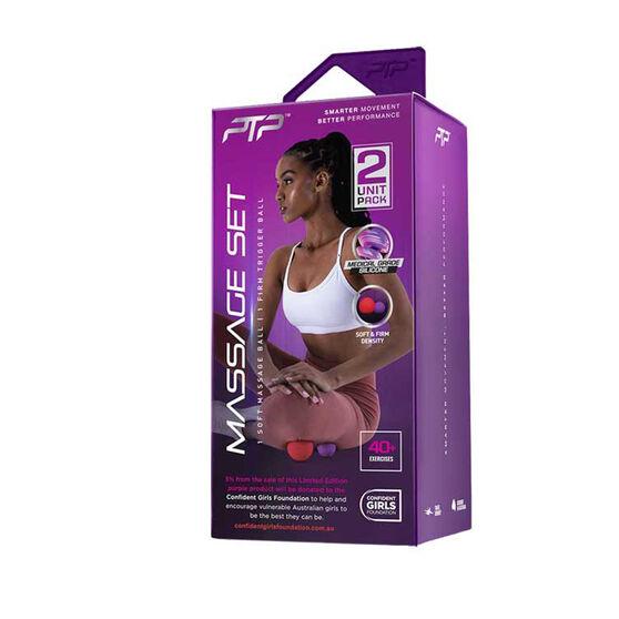 PTP Confident Girls Foundation Soft and Firm Massage Set, , rebel_hi-res