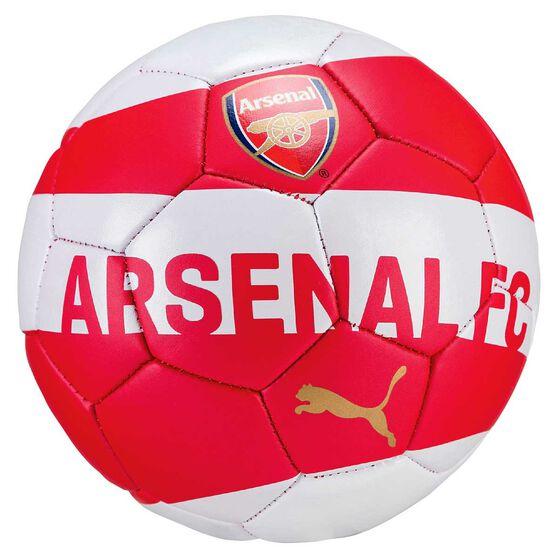 Puma Arsenal Fan Mini Football Red / Black 3, , rebel_hi-res