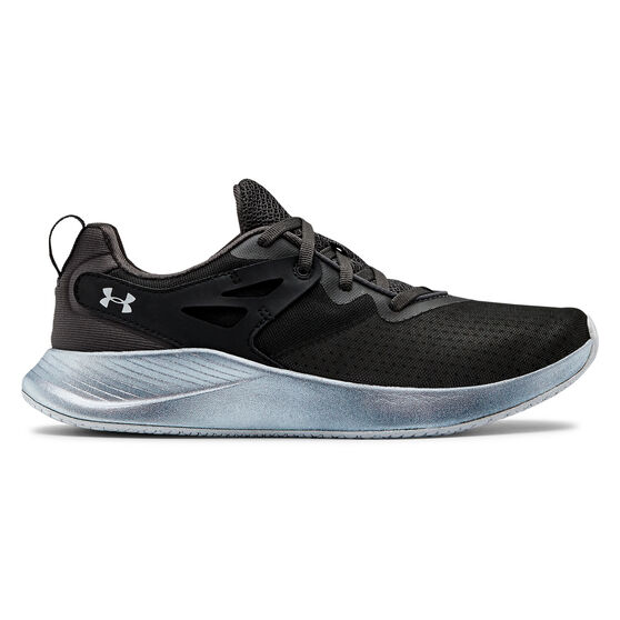 Under Armour Charged Breathe TR 2.0 Womens Training Shoes, Grey, rebel_hi-res