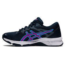Asics GT 1000 10 Kids Running Shoes Navy US 4, Navy, rebel_hi-res