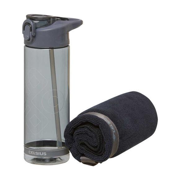 Celsius Towel and Water Bottle Gift Pack, , rebel_hi-res