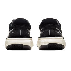 Nike ZoomX Invincible Run Flyknit Womens Running Shoes, Black/White, rebel_hi-res