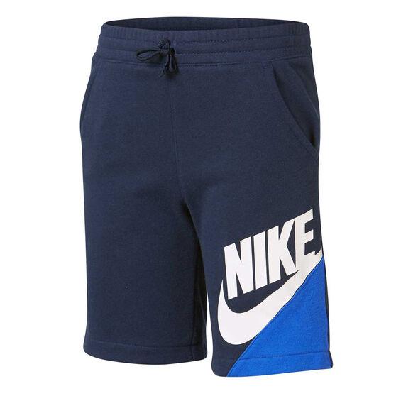 Nike Boys Amplify Shorts, Navy, rebel_hi-res