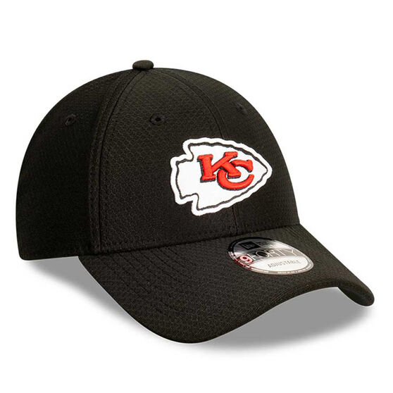 Kansas City Chiefs New Era 9FORTY Cap, , rebel_hi-res