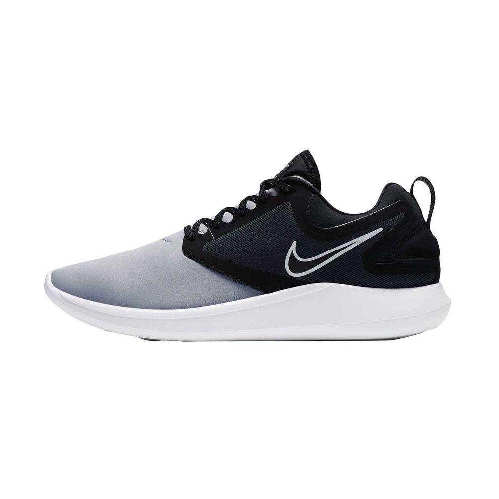 6217d30f5516b Nike LunarSolo Mens Running Shoes Black   Grey US 9