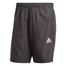adidas AEROREADY Designed 2 Move Mens Shorts Grey XS, , rebel_hi-res