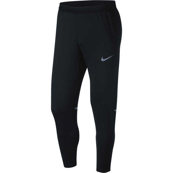 Nike Mens Dri-Fit Phenom Running Pants, Black, rebel_hi-res