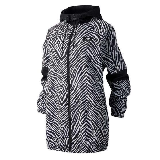 New Balance Womens Athletics Animal Print Jacket, , rebel_hi-res