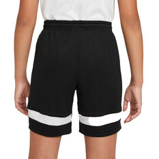 Nike Kids Dri-Fit Academy 21 Soccer Shorts Black XS, Black, rebel_hi-res