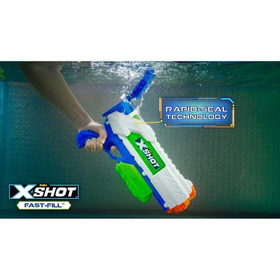 X-SHOT Fast Fill Water Soaker, , rebel_hi-res