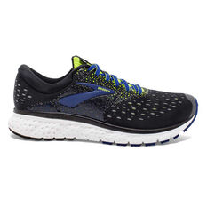 sports shoes b8ab9 4a789 Brooks Glycerin 16 Mens Running Shoes Black   Lime US 8, Black   Lime, ...