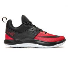 Nike Fly.By Low II Mens Basketball Shoes Black US 7, Black, rebel_hi-res