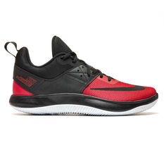 Nike Fly.By Low II Mens Basketball Shoes Black US 7, Black, rebel_hi-res
