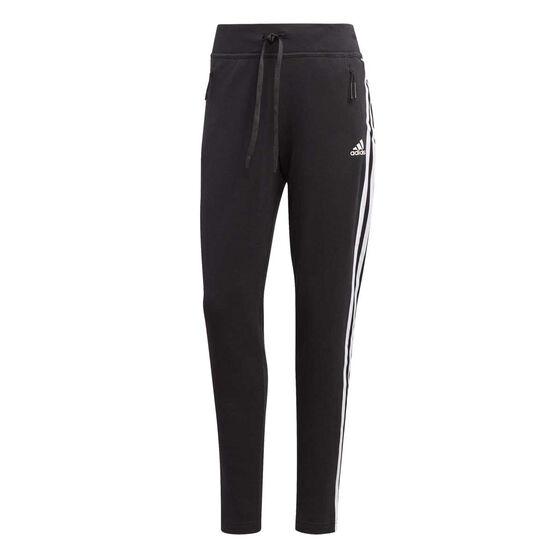 adidas Womens Z.N.E Track Pants, Black, rebel_hi-res
