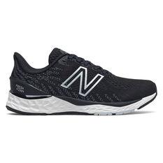New Balance 880 v11 Kids Running Shoes Black/White US 1, Black/White, rebel_hi-res
