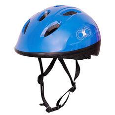 Goldcross Kids Pioneer Bike Helmet Blue 47 - 53cm, Blue, rebel_hi-res
