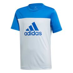 adidas Boys Equip Training Tee, , rebel_hi-res