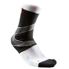 McDavid 4way Ankle Sleeve with Gel Black S, Black, rebel_hi-res