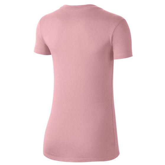 Nike Womens Sportswear Just Do It Tee, Pink, rebel_hi-res