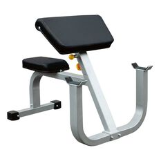 Impulse Fitness Preacher Curl Bench, , rebel_hi-res