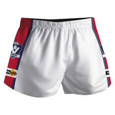 Cougar Sportswear V.C.F.L Training Shorts White XS, White, rebel_hi-res