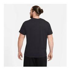Nike Mens Sportswear Tee Black XS, Black, rebel_hi-res